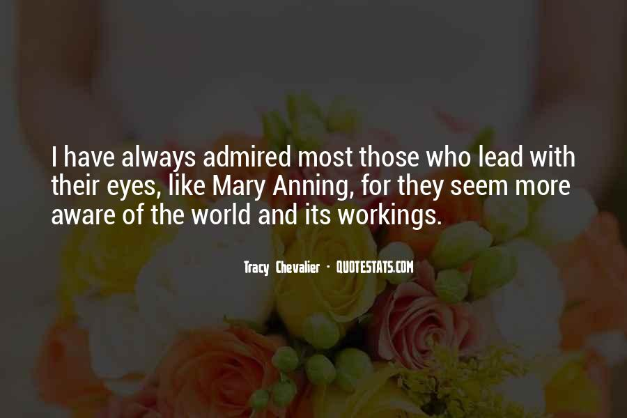 Tracy Chevalier Quotes #1721029