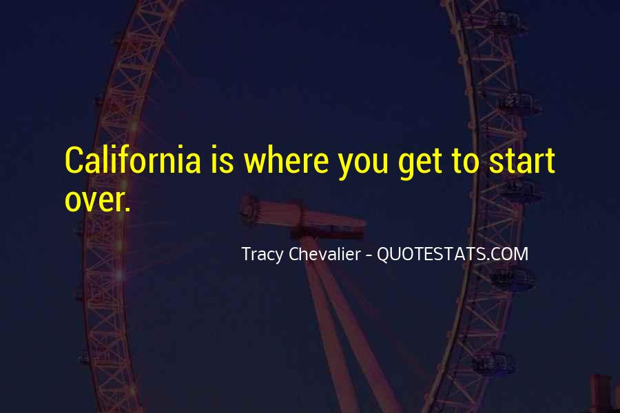 Tracy Chevalier Quotes #1760198