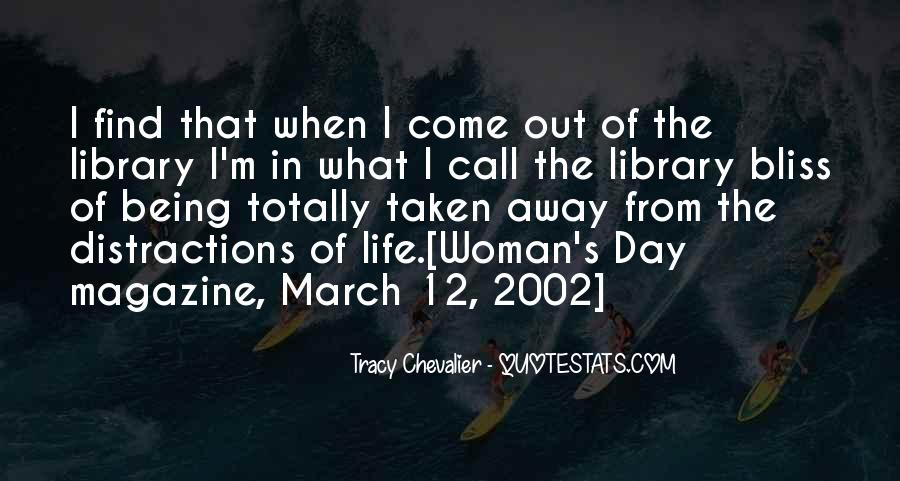 Tracy Chevalier Quotes #1874203
