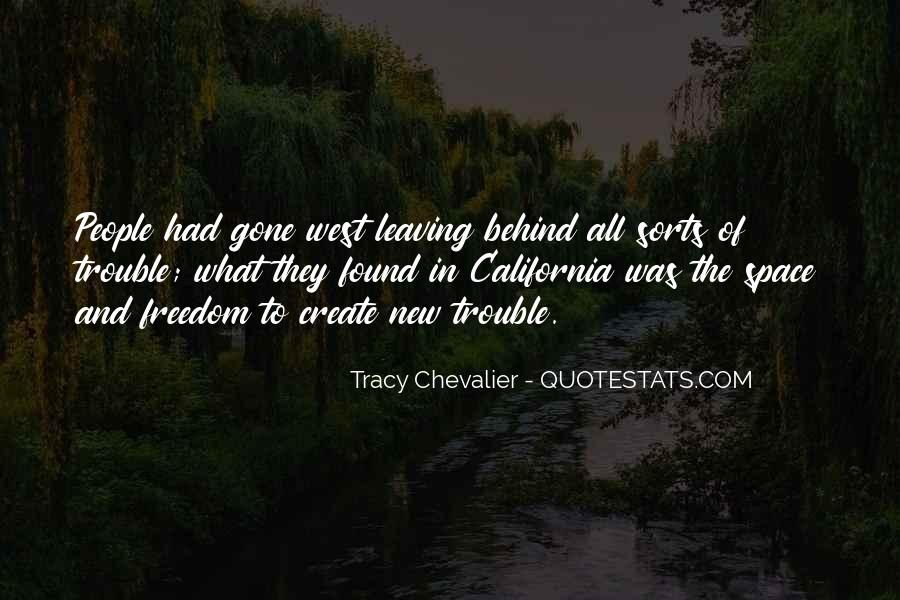 Tracy Chevalier Quotes #201699