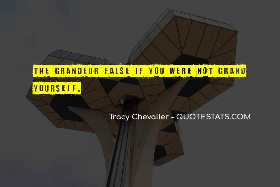 Tracy Chevalier Quotes #274020