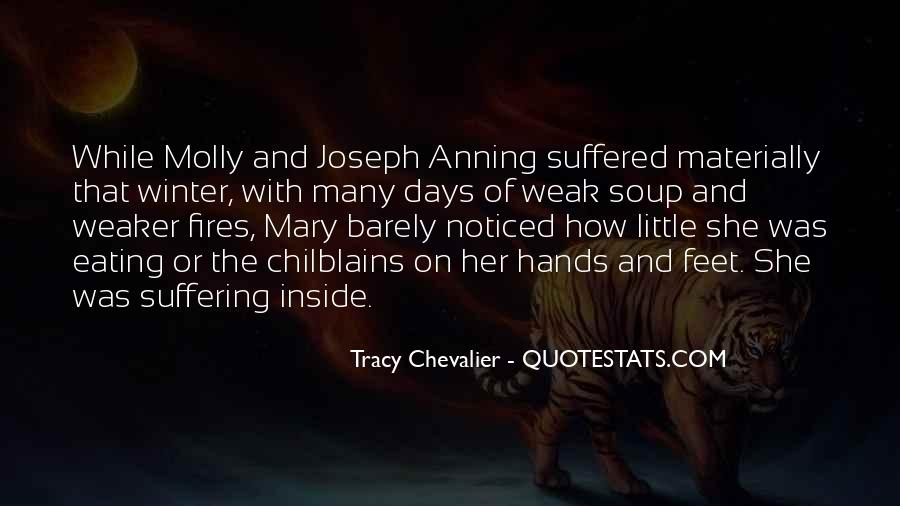 Tracy Chevalier Quotes #669299