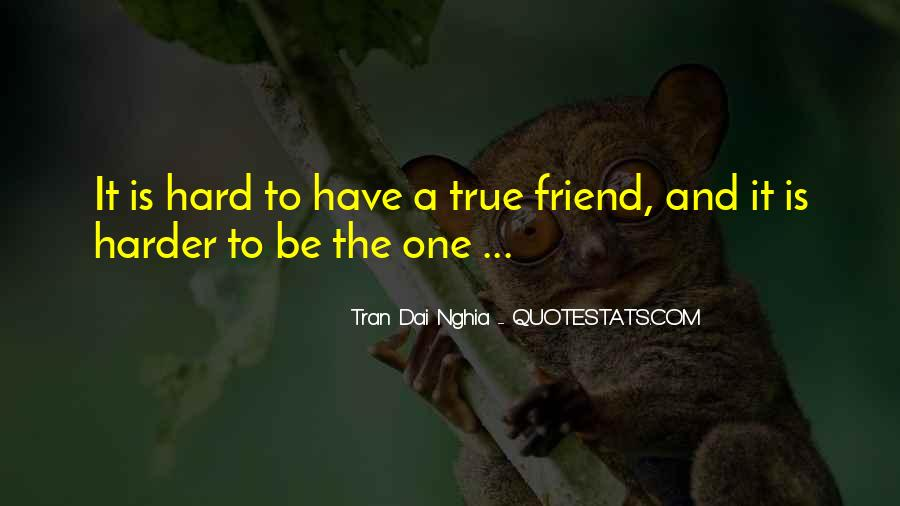 Tran Dai Nghia Quotes #271725