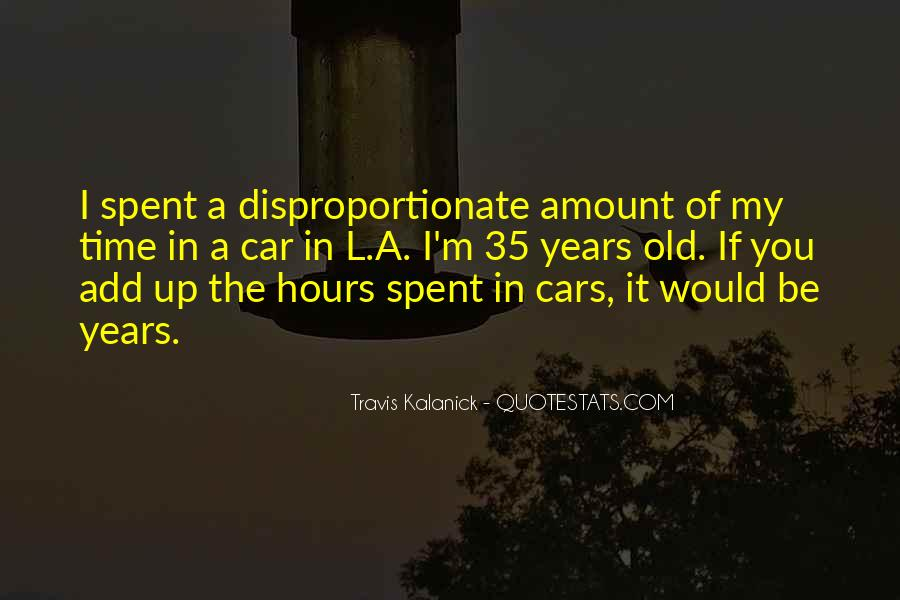Travis Kalanick Quotes #1122189