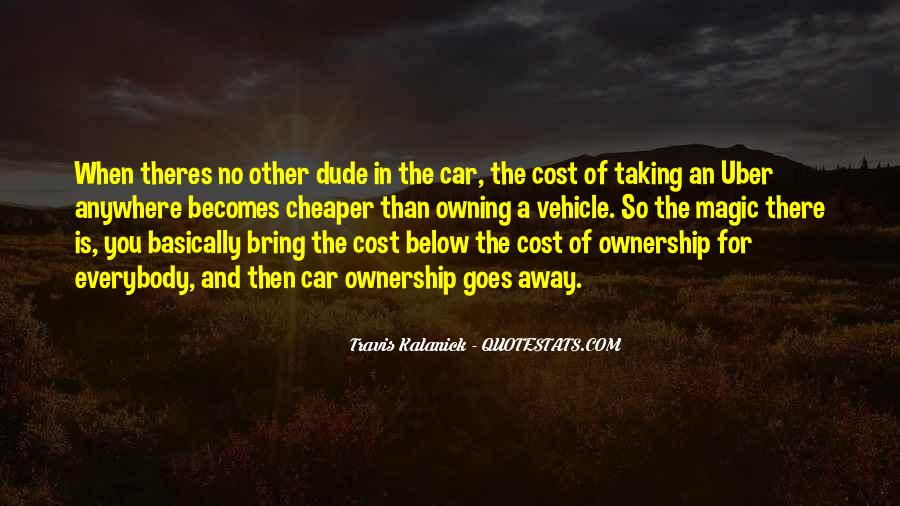 Travis Kalanick Quotes #879647