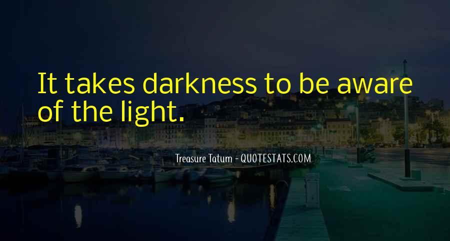 Treasure Tatum Quotes #1343199