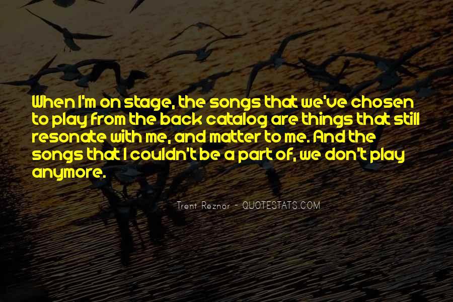 Trent Reznor Quotes #1021470