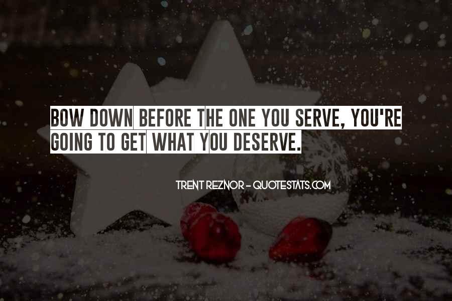 Trent Reznor Quotes #1041275