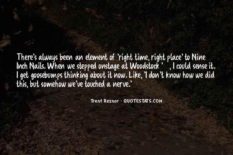 Trent Reznor Quotes #1187021