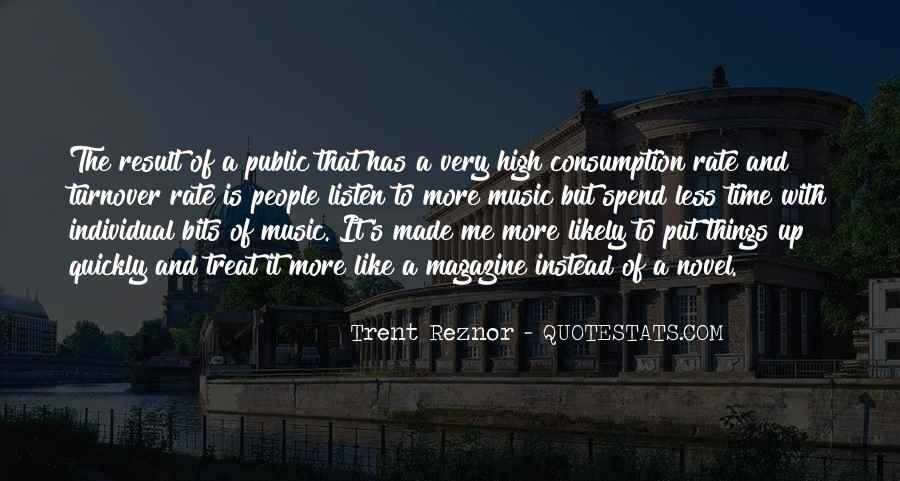 Trent Reznor Quotes #1293975