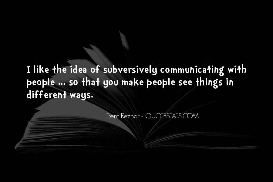 Trent Reznor Quotes #1341227
