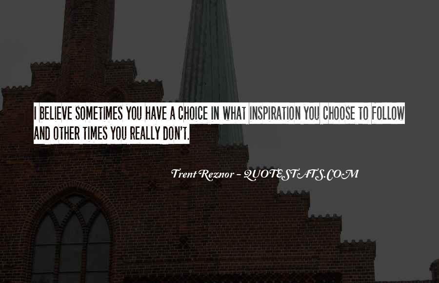 Trent Reznor Quotes #1341435