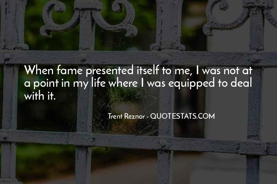 Trent Reznor Quotes #1414371