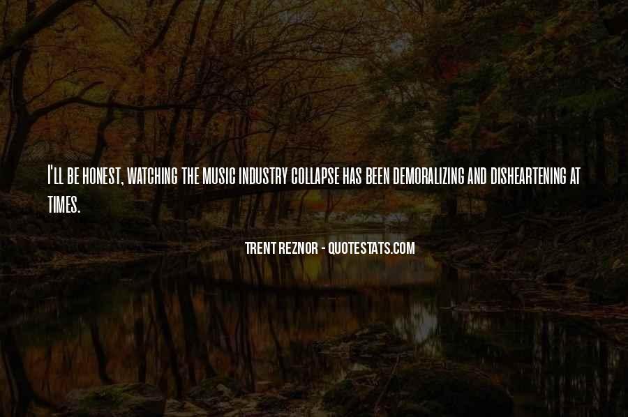 Trent Reznor Quotes #1434405