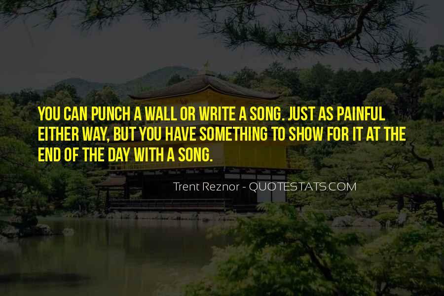 Trent Reznor Quotes #1464414