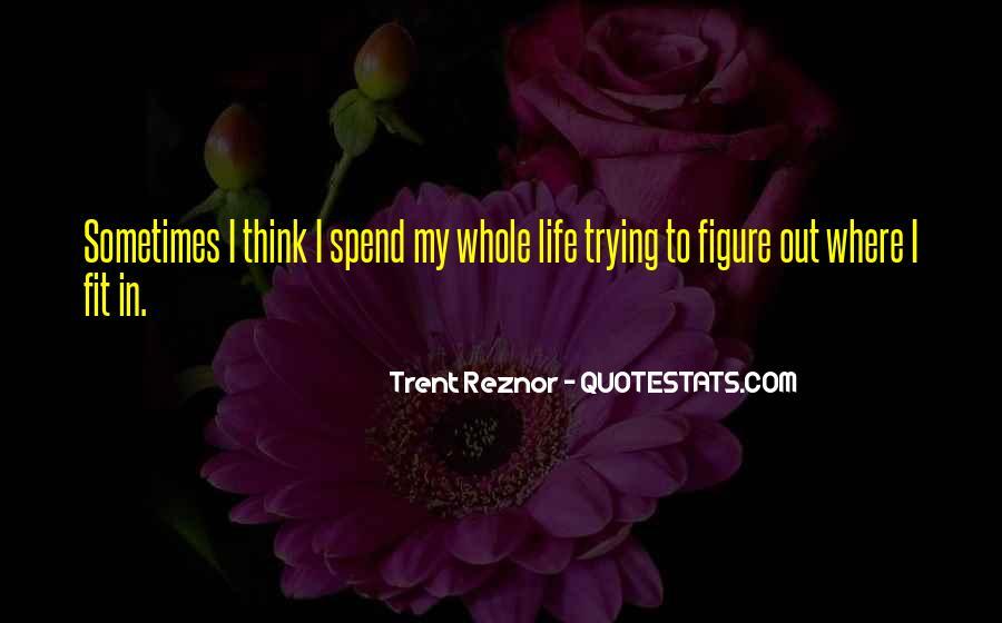Trent Reznor Quotes #1507856