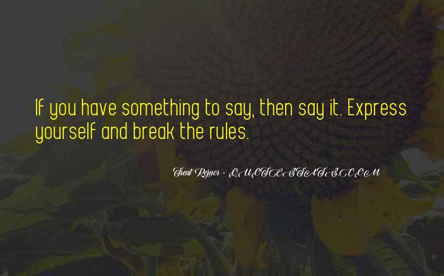 Trent Reznor Quotes #1533576