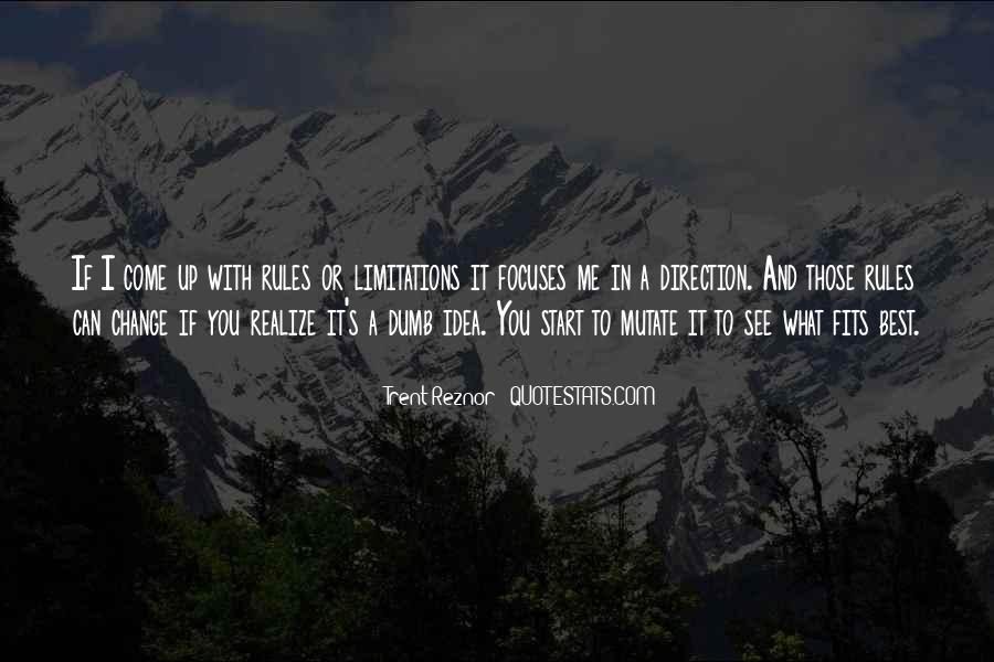 Trent Reznor Quotes #158767