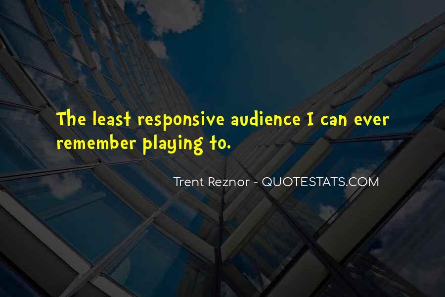 Trent Reznor Quotes #1590580