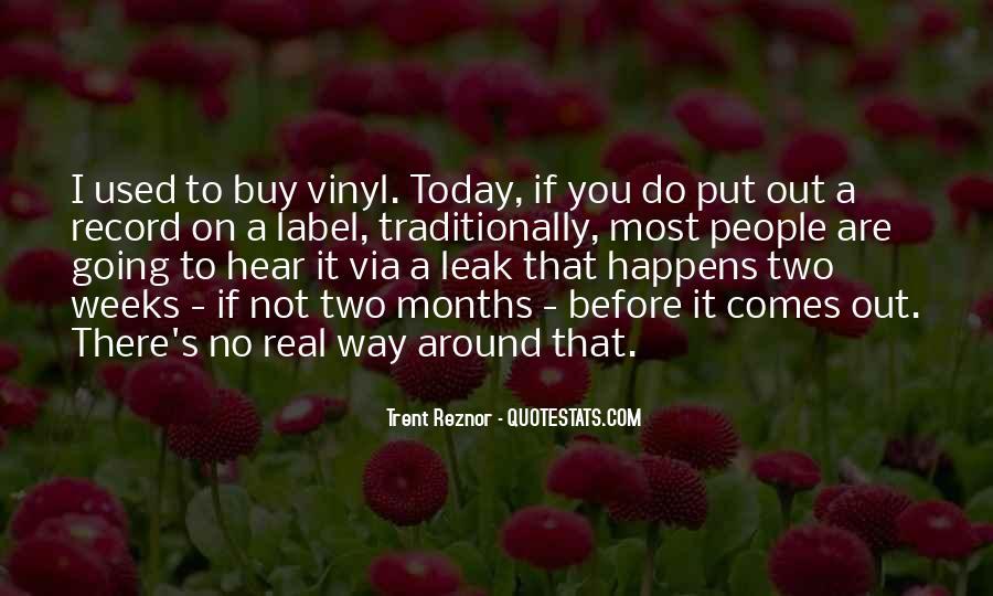 Trent Reznor Quotes #1667583