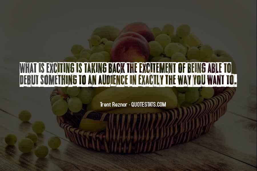 Trent Reznor Quotes #414195