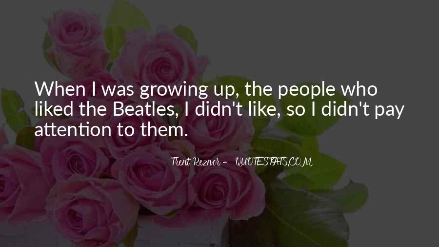 Trent Reznor Quotes #435593