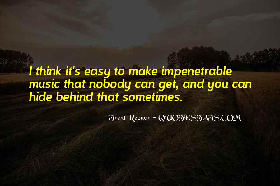 Trent Reznor Quotes #491368