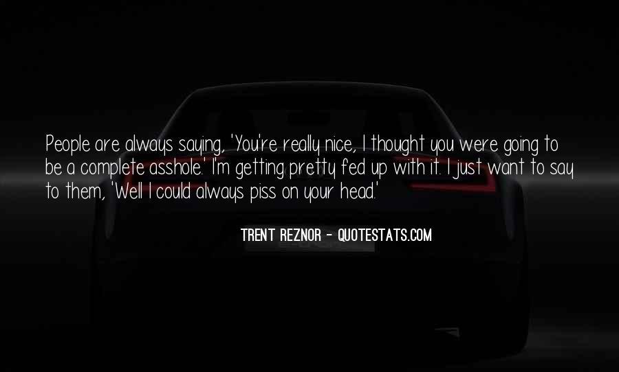Trent Reznor Quotes #498003