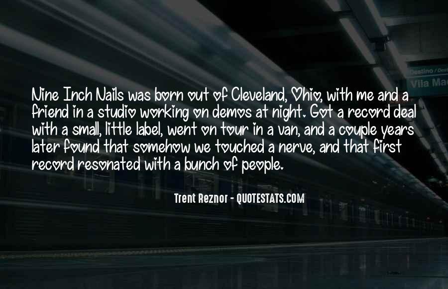 Trent Reznor Quotes #499357