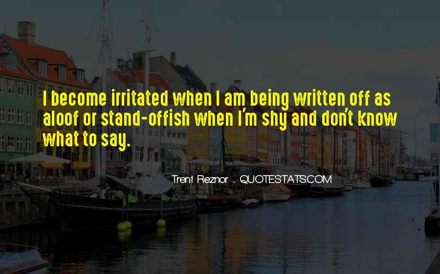 Trent Reznor Quotes #525400