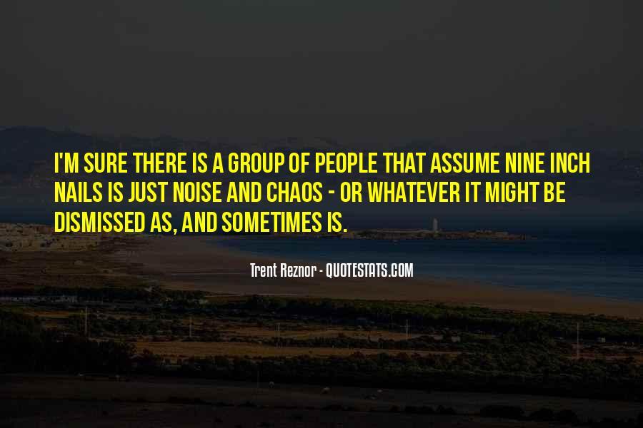 Trent Reznor Quotes #536656