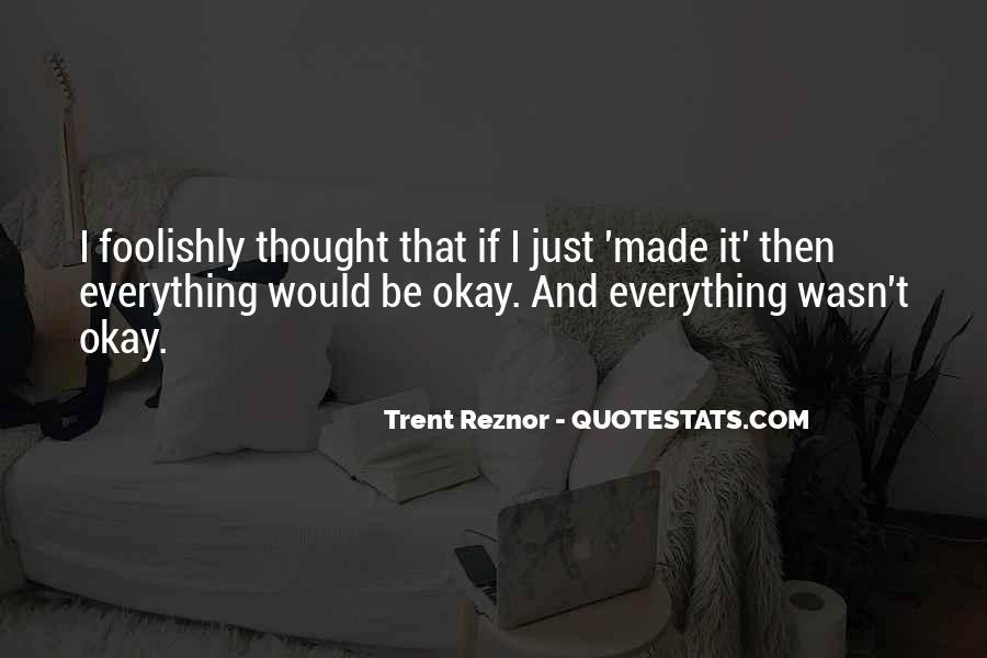 Trent Reznor Quotes #548379