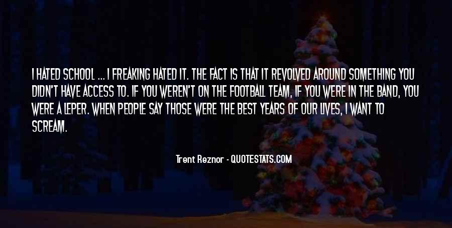 Trent Reznor Quotes #549987