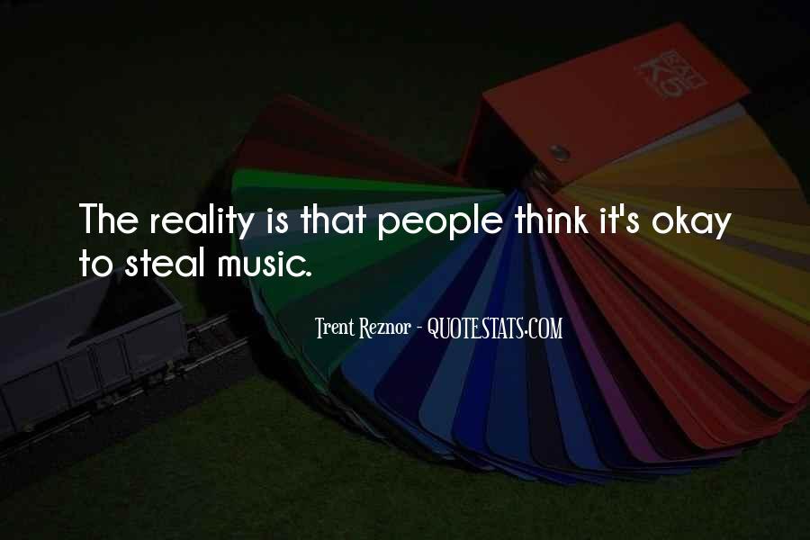 Trent Reznor Quotes #736627