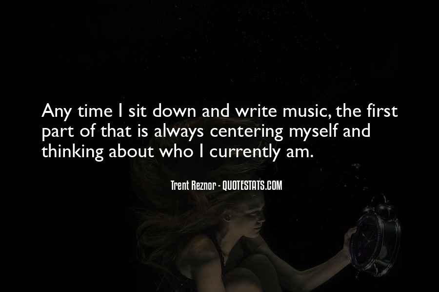 Trent Reznor Quotes #754011