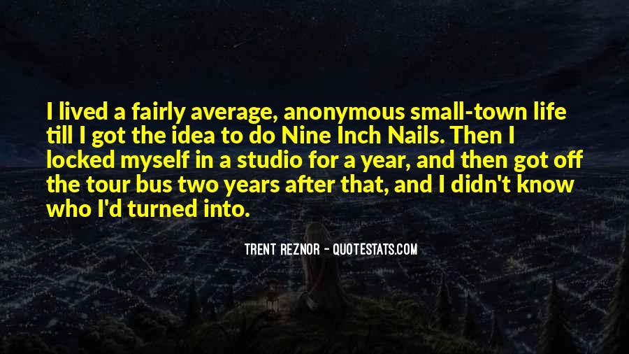 Trent Reznor Quotes #788776