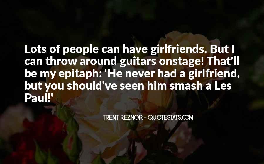 Trent Reznor Quotes #804631
