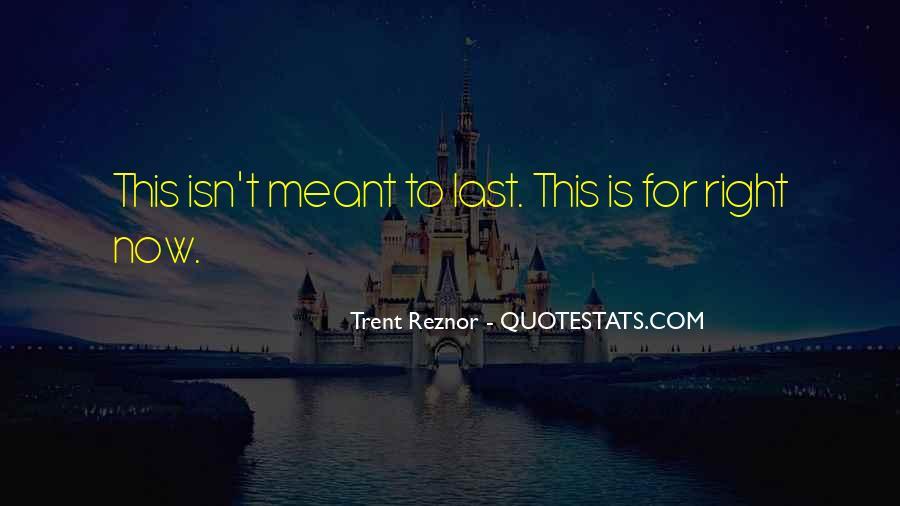 Trent Reznor Quotes #817956