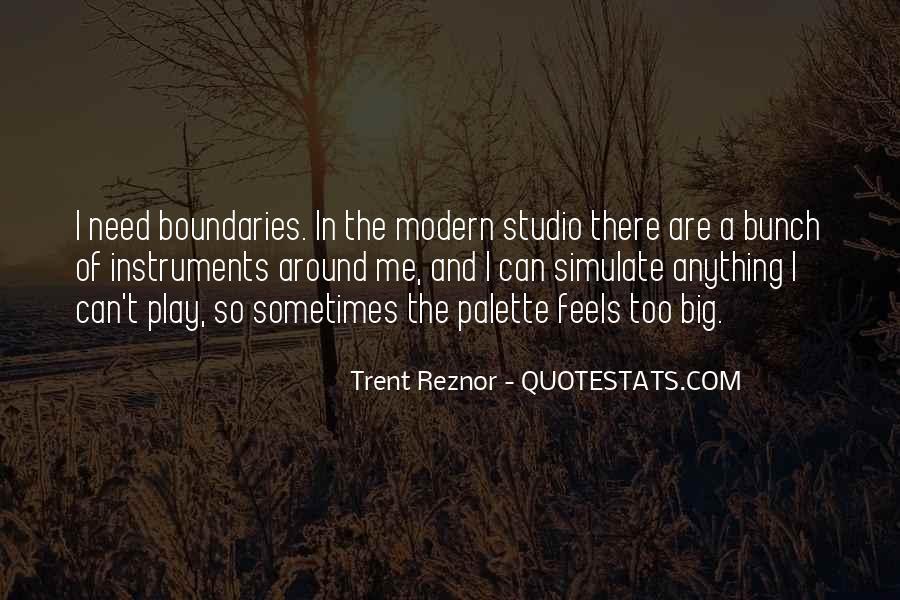 Trent Reznor Quotes #923813