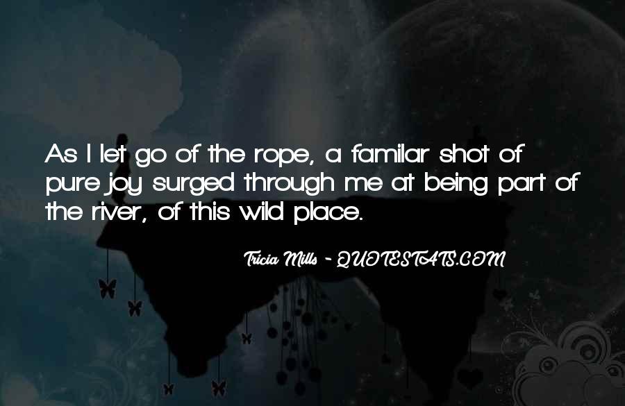 Tricia Mills Quotes #271566