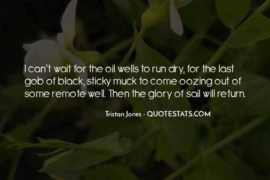Tristan Jones Quotes #1020942