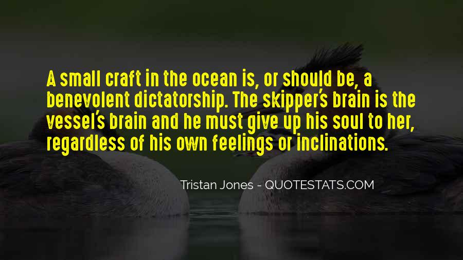Tristan Jones Quotes #550057