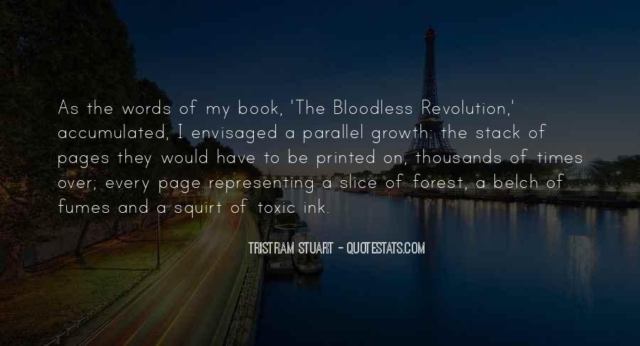 Tristram Stuart Quotes #571419