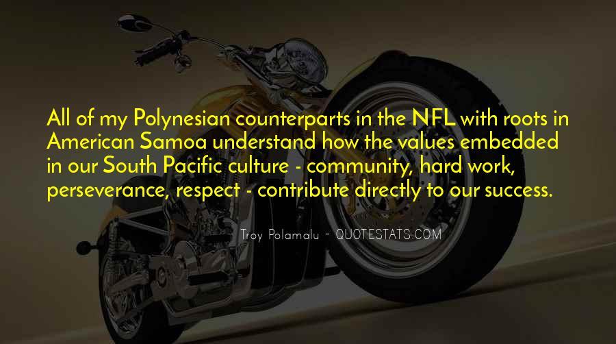 Troy Polamalu Quotes #100584