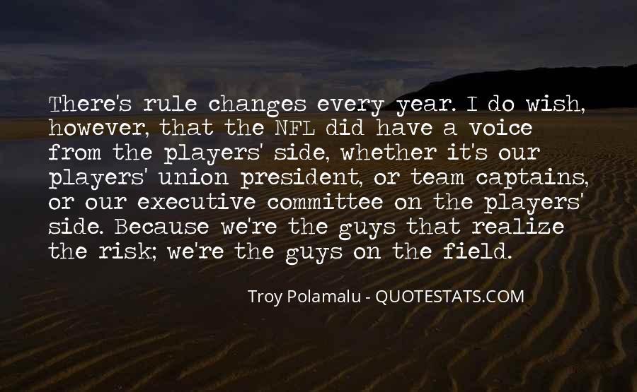 Troy Polamalu Quotes #1259787