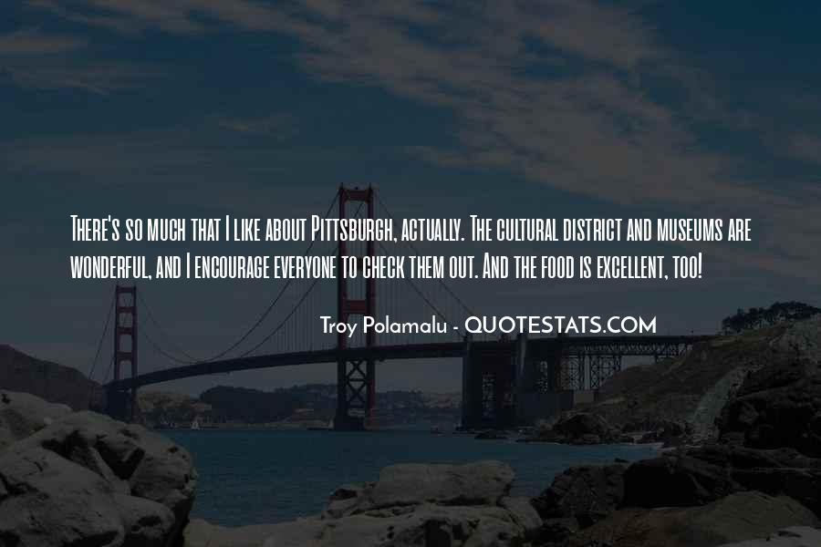 Troy Polamalu Quotes #134999