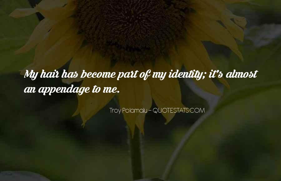 Troy Polamalu Quotes #1490935