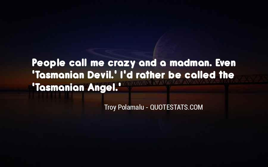 Troy Polamalu Quotes #1507683