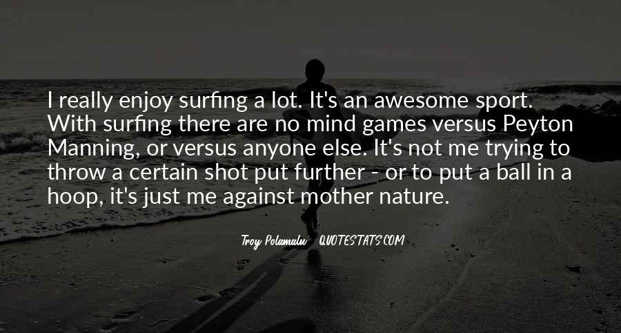Troy Polamalu Quotes #1543635