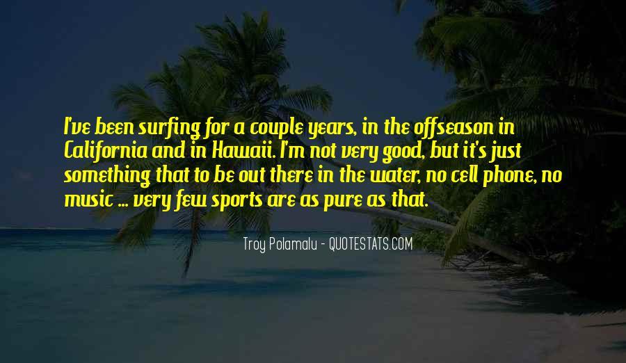 Troy Polamalu Quotes #1549826